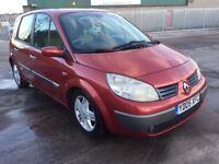 Renault Scenic 1.6 VVT Privilege 5dr (AUTOMATIC) (12 MONTHS MOT) 2005