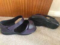 Cosy feet sandals