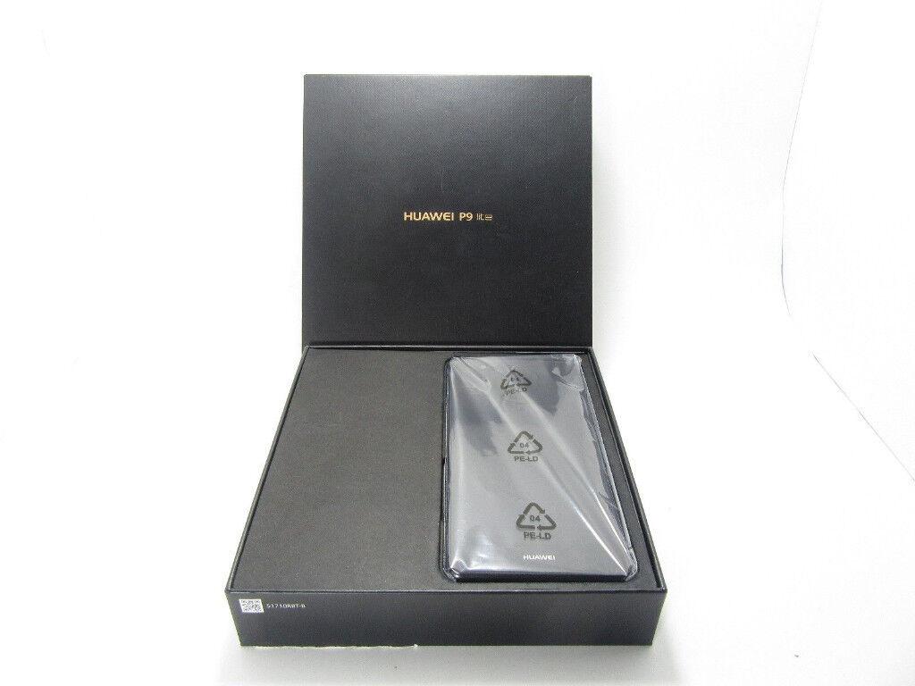 Huawei P9 Lite FHD Smartphone - Black, FINGER PRINT