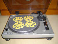 STAGELINE TURNTABLE RECORD DECK