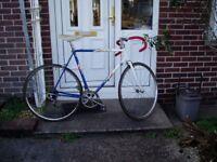 """RACING,BIKE,23.5"""" Frame, 27""""Wheels, Nice Clean Bike, FULLY SERVICED."""