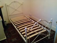 3ft single bed excellent condition
