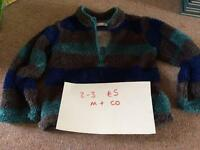 Boys 2-3 Jumper from M and Co