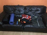 Camping bag set