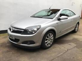 Vauxhall Astra 1.6 Twintop 2006 12MONTH MOT