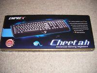 Emprex Cheetah Gaming Keyboard