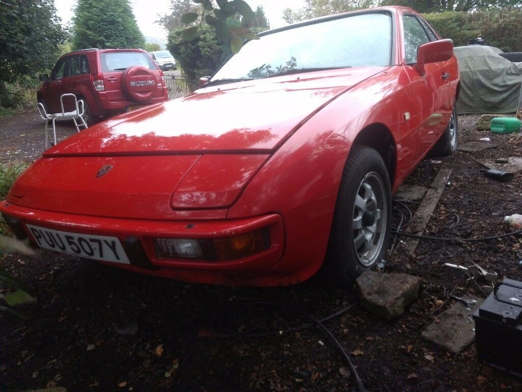 Porsche 924 Spares or Repair