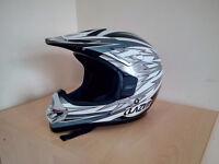 Lazer motocross dirt bike helmet size M