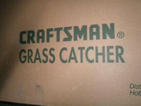 "NEW/NEVER USED Craftsman 917.248911 42"" 2 Bin Bagger"