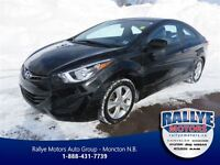 2014 Hyundai Elantra GL! Heated Seats! Bluetooth! Only 34 KM!