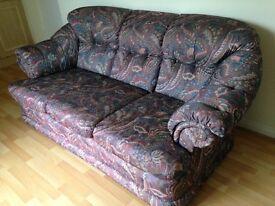 Sofa, 3 seater