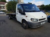 Ford Transit 350 LWB 2.4 2005 Recovery Truck - Ready to use