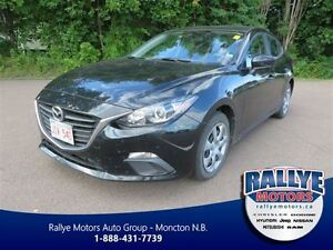 2015 Mazda MAZDA3 GX! Push Button! Keyless! Telescopic!