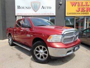 2015 Ram 1500 SLT|4X4|B-UP-CAM|B-TOOTH|CRUISE|ALLOYS|NO ACCIDENT