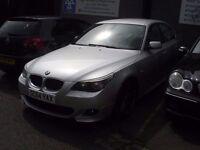 2005 BMW 535d M Sport Automatic - 78000 Miles - LOW MILEAGE - Finance Available