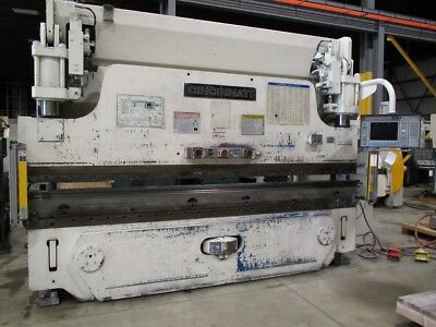 Cincinnati Model 135-af-10 Cnc 5-axis Hydraulic Press Brake 12 X 135 Ton