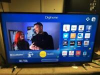 """Digihome 50"""" Smart Tv Full hd 250 NO OFFERS"""