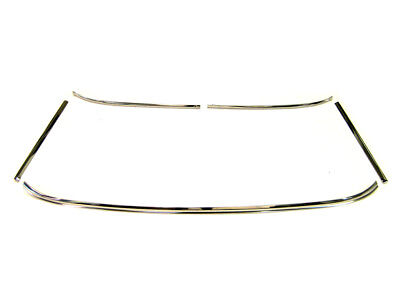 1964-1968 Ford Mustang Windshield Molding, Coupe