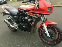 Yamaha fazer 600 no swap /px