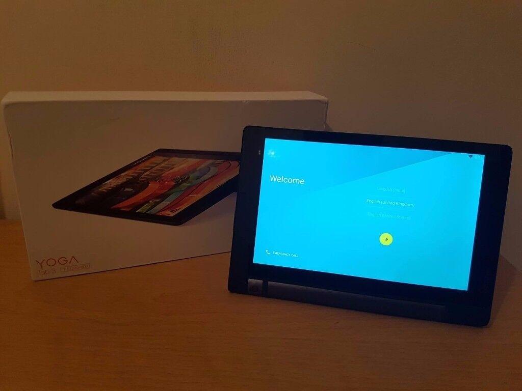 Lenovo Yoga Tab 3 8 Inch 16GB Tablet