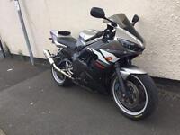 Yamaha R6 600 superbike not r1 cbr ninja