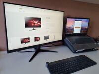 """Acer Nitro QG271bii 27"""" Gaming Monitor"""