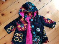 Girls Catimini coats