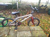 bmx joblot bikes