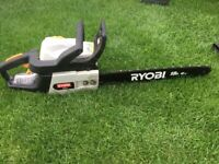 EXCELLENT PETROL CHAINSAW RYOBI PCN 4545