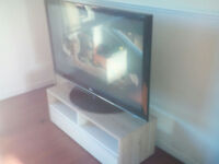 LG 50 inch TV + TV stand