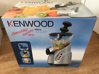 Kenwood smoothie maker concert mini 400w