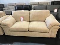 Fabric 3 + 2 seater sofa