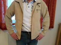 Herren Jacke TCM Tchibo 48/50 M/L zur Jeans sand beige Velour Bayern - Cham Vorschau