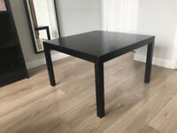 Solid wood coffee table 70x70