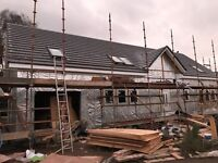 Guaranteed roofing Glasgow/velux/roofer/roughcasting/new fence/new roof/painting