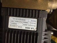 Petrol presure washer 13hp 15lpm 3600 psi