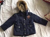 2-3 boys coat
