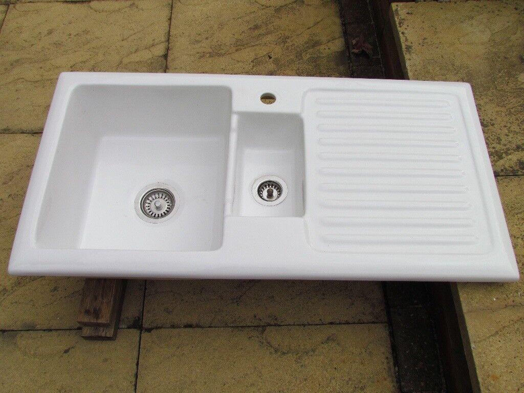 Ceramic Sink.