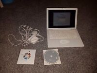 "Apple MacBook ""Core 2 Duo"" 2Ghz 13-Inch (White - Early 2006)"
