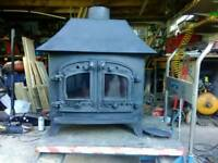 Villager Type A Woodburner, stove