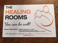 The Healing Rooms - YOU can be well!
