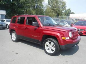 2014 Jeep Patriot (Power Sunroof)