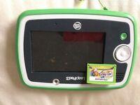 Leap pad green