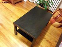 Coffee table - moving sale