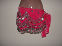 Hand made- Belly Dancing Belts