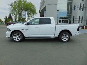 2014 RAM 1500 Sport (RAMBOX - AIR RIDE - EVERYTHING)