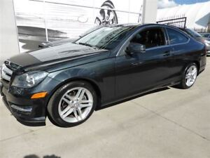 2013 Mercedes-Benz C-Class 250 Sports Coupe Panoramic roof