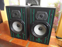 Vintage Wharfedale Delta 30 Speakers – Excellent Sound Quality