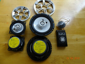 CAR SPEAKERS AUNA