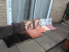 loads of cushions for sale